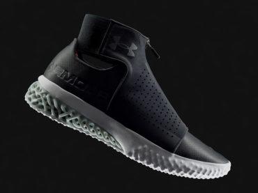 Under Armour Futurist : La chaussure imprimée 3D
