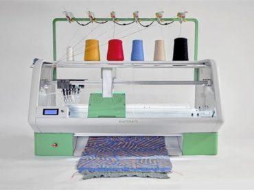 L'impression 3D : la machine à tricoter numérique