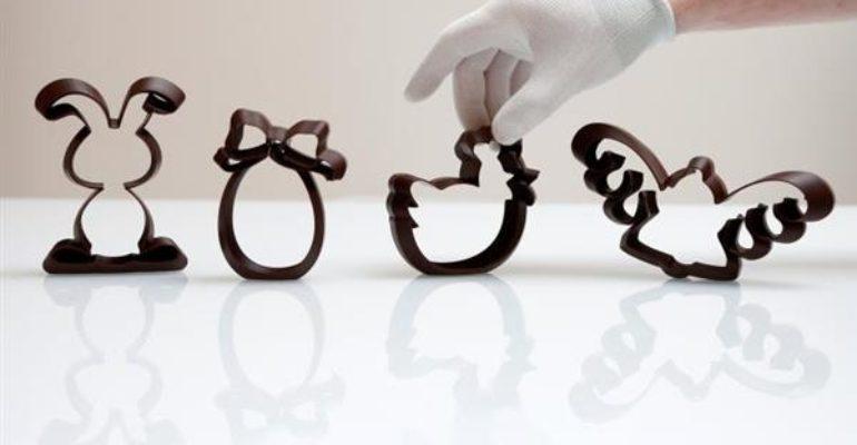 Miam Factory et son chocolat imprimé 3D…