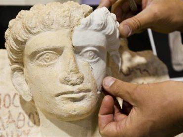 Syrie: l'impression 3D aide à restaurer les bustes de Palmyre détruits par l'organisation état islamique
