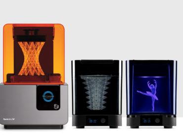Formlabs Launches Form Wash and Form Cure