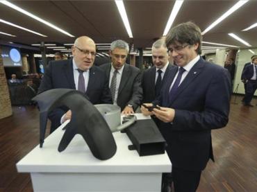 Global 3D Printing Hub : la Catalogne investit 28 millions d'euros dans la création d'un centre d'impression 3D