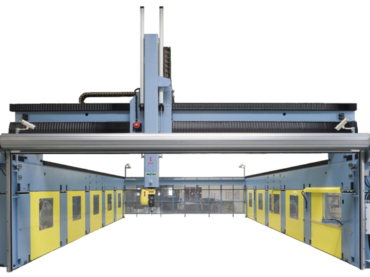 The world's largest 3D metal printer results from 3D Hybrid Solutions Inc. and Multiax's union