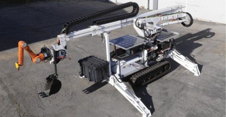 Les robots-imprimantes 3D construisent votre future maison!