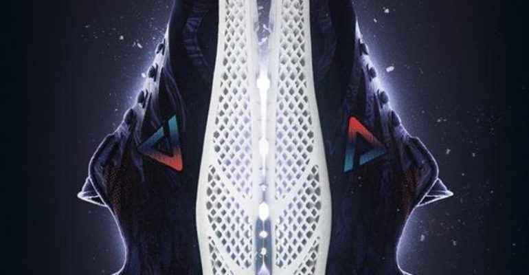 « Future », China's first commercialized 3D printed sneakers