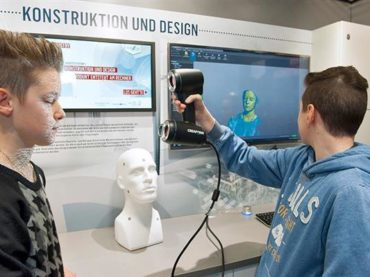 Creaform will offer 50 3D scanning software licenses to schools