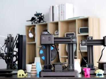 Mooz, l'imprimante 3D 3 en 1