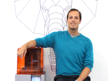 Nicolas Usuwiel, Fondateur d'Unic-3D, « Mon but est d'évangéliser cette technologie »