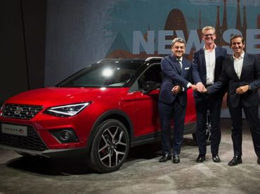 IN(3D)USTRY 2017: SEAT's 3D Printing Strategy for the SEAT Arona