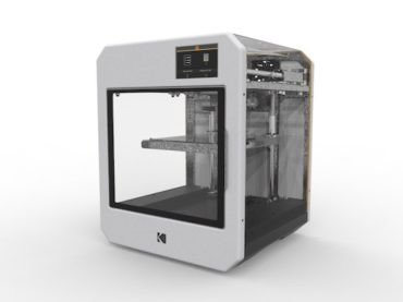Kodak announces its arrival in the 3D printing industry