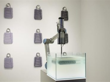 The rapid liquid printing technology of MIT would 3D print bags and lampshades in a few minutes