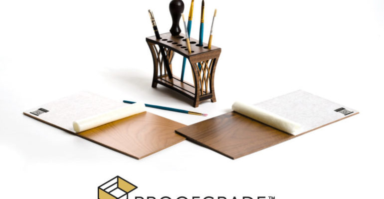 Glowforge has introduced Proofgrade Materials designed for its 3D Laser Printer