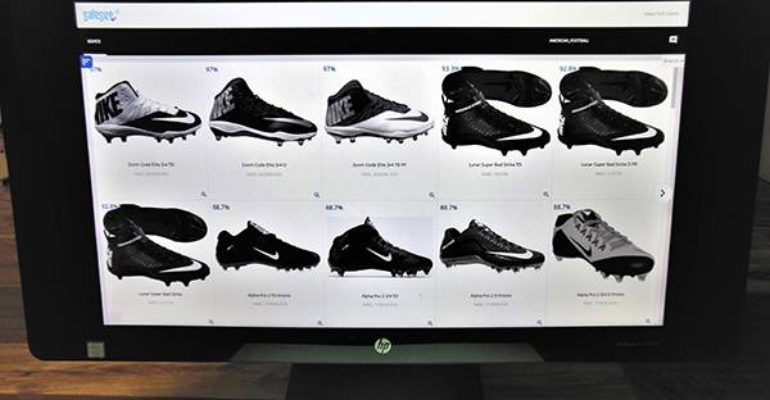 HP's 3D Scanning Technology will provide NFL players with custom cleat recommendations