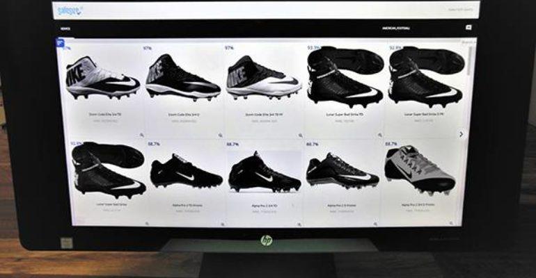 La technologie de numérisation 3D de HP fournira aux joueurs de la NFL des recommandations de crampons personnalisés