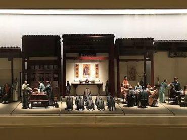 La technologie 3D de Shining 3D permet de capturer des scènes historiques chinoises