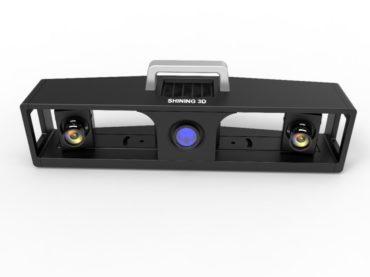 découvrez EaScan II, le nouveau scanner 3D Metrology de Shining 3D