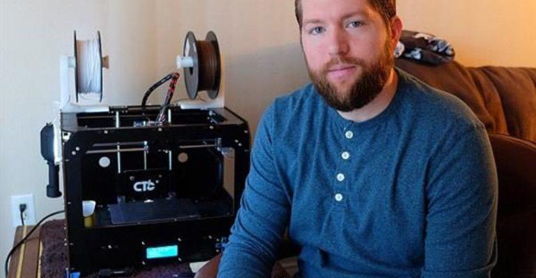 3D printed box creates amazing illusion