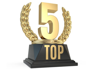 Additive manufacturing: This weeks top 5!!