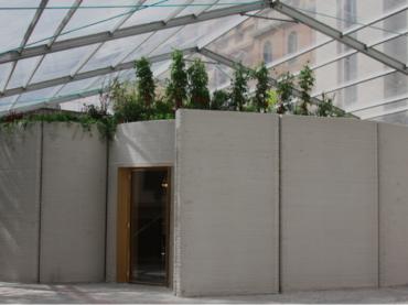 """Le """"Salone del Mobile design"""" à Milan a révélé une maison imprimée en 3D"""
