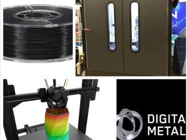 Top Stories at Rapid TCT+: You will be amazed by new 3D printers and new filaments – M3D, Digital Metal, Titan Robotics & Keene Village Plastics