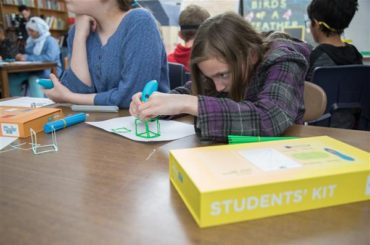 3Doodler unveils new educational kits for teachers and students