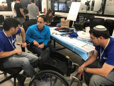 3D Printing Hope: the design challenge that brings solutions in Veterans' Lives