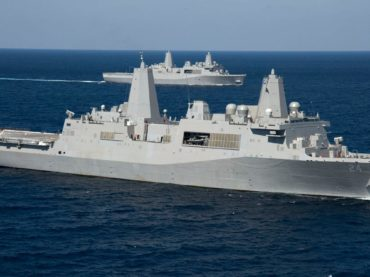 3D Systems metal AM to build naval warships