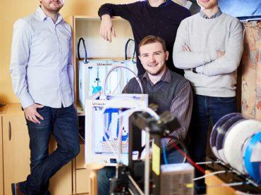 Interview – Wesly Jacobs, co-fondateur de Printplace: «l'impression 3D de bureau peut être utilisée pour des séries de production de moyenne série»
