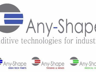 Any-Shape commence à distribuer et à fabriquer du Scalmalloy®