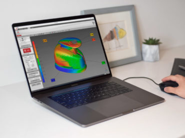 HDI Carbon, Polyga's 3D Scanner