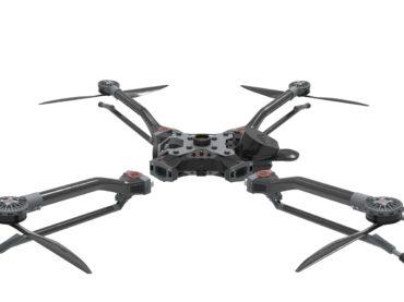 La technologie CRP permet d'imprimer en 3D des drones pour des tâches industrielles et polyvalentes