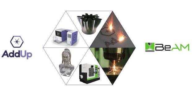 AddUp accroît ses compétences en FA métallique avec l'acquisition de BeAM | 3D ADEPT MEDIA