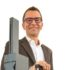 """Gerd Funk, CEO of Print2Taste GmbH: """"3D technology definitely opens a new world and a new way of cooking to chefs""""."""