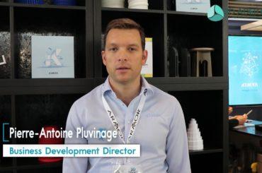 3D Print 2018 : L'offre 360° de KIMYA présentée par Pierre-Antoine Pluvinage