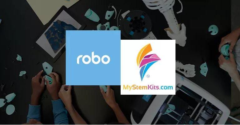 Robo élargit sa stratégie d'éducation en achetant MyStemKits, une entreprise dédiée à l'éducation de l'impression 3D