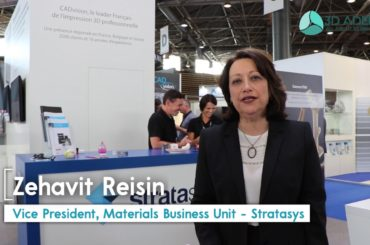 3D Print Congress & Exhibition 2018: Stratasys and its multimaterial printing