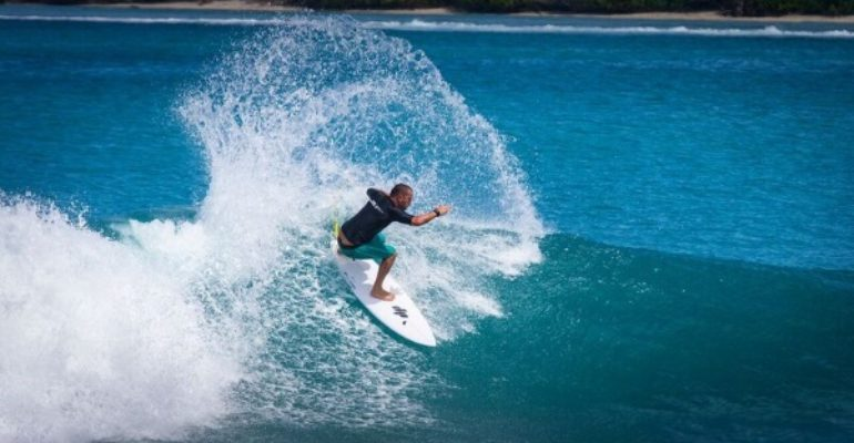 Surfing, the new application of 3D printing?