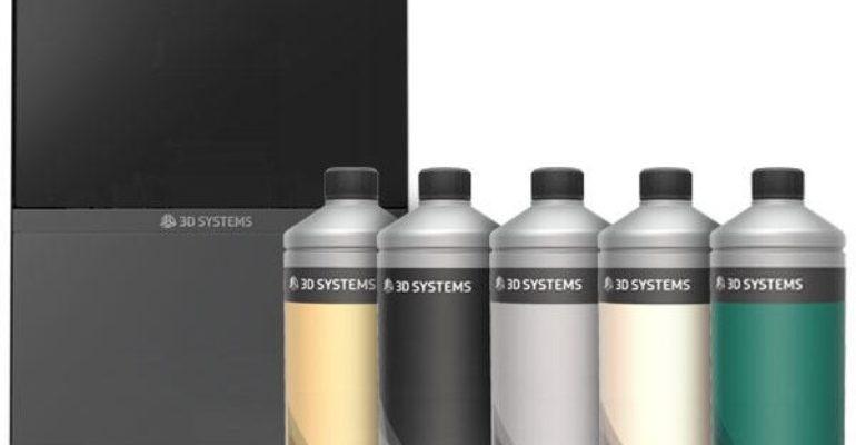 3D Systems a lancé un site d'e-commerce pour le nouveau FabPro™ 1000