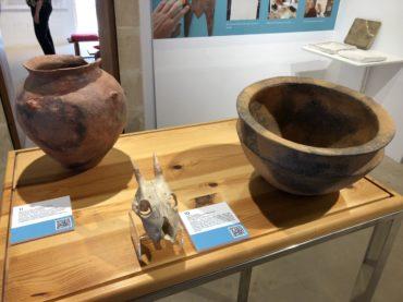 Le Musée Manacor a imprimé des répliques en 3D pour que les visiteurs puissent toucher leurs expositions