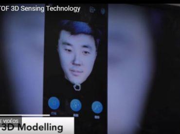 La technologie de scan 3D pour smartphone TOF concurrencerait-elle celle de Sony ?