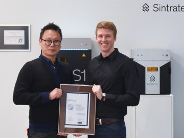 Sintratec's 3D Printers now available in South Korea