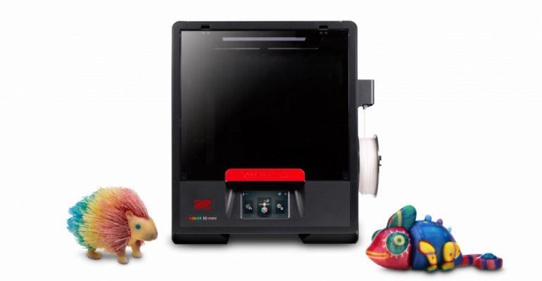 XYZprinting dévoile la da Vinci Color Mini