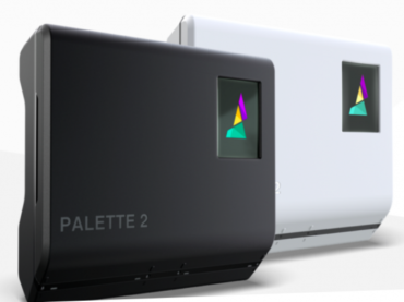 Palette 2, Mosaic Manufacturing's multi-material 3D printing ecosystem
