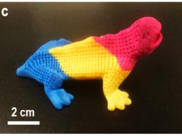 Photosensibilisateurs, une solution contre les limitations de couleurs dans l'impression 3D SLS ?