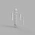 Imprimer en 3D à partir de 3 matériaux utilisant 3 procédés de fabrication