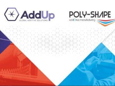 AddUp renforce son offre pour le marché automobile grâce à Poly-Shape, fournisseur de services d'impression 3D
