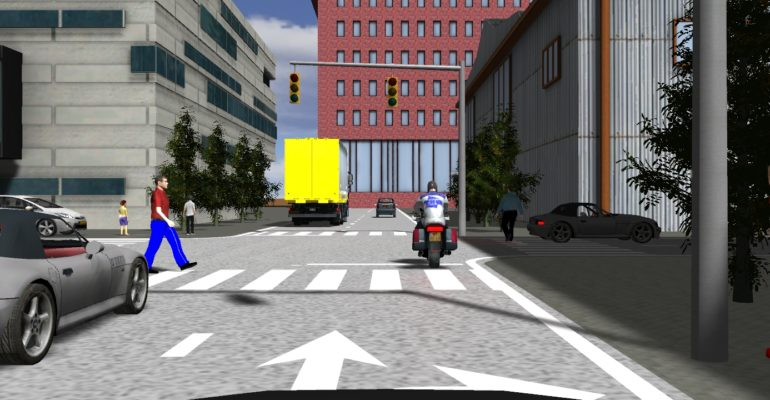 Le test de conduite autonome d'Hyundai Mobis nécessite l'utilisation d'un logiciel pour la technologie 3D de jeu