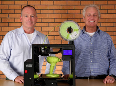 Aleph Objects, makers of LulzBot® 3D Printers, appointed Grant Flaharty as a President