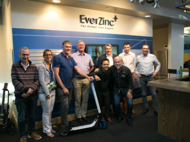 New Digital Hub EverZinc would exploit 3D Printing in the development of zinc-based products and applications?