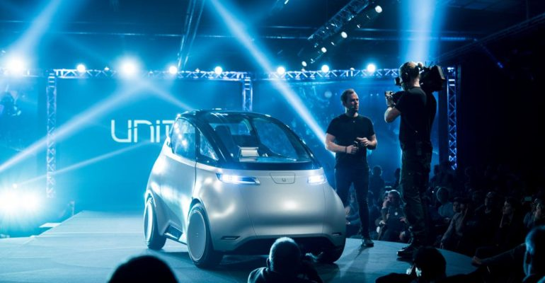 Uniti to exploit 3D Printing for the manufacturing of an electric vehicle